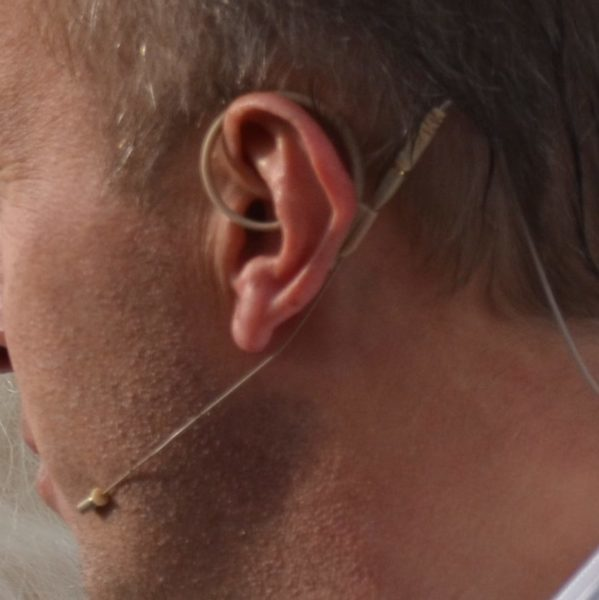 AVXL oor microfoon