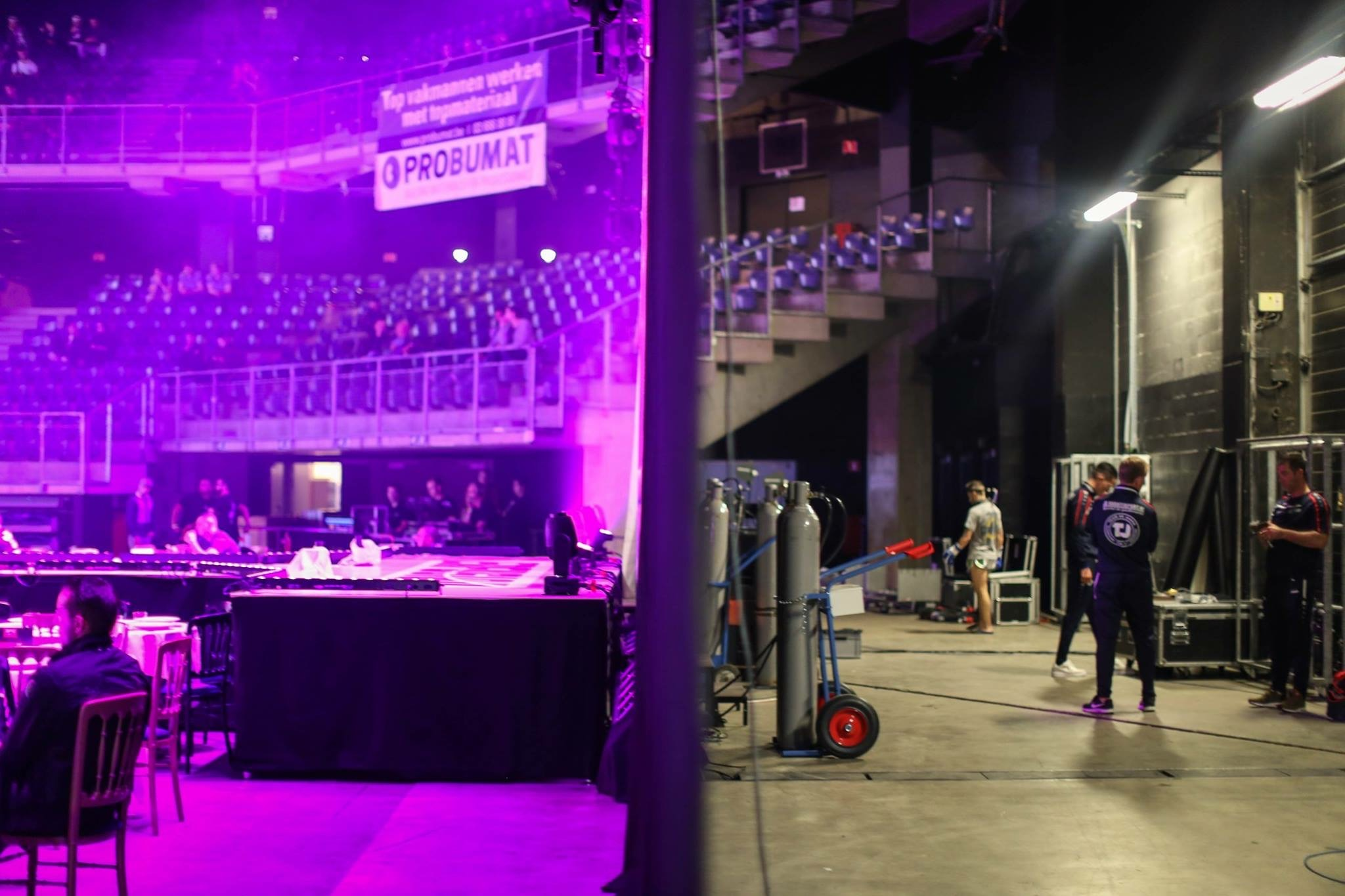Kickboksgala Antwerpen